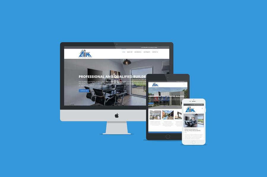 1.Artful AIM Building Group web