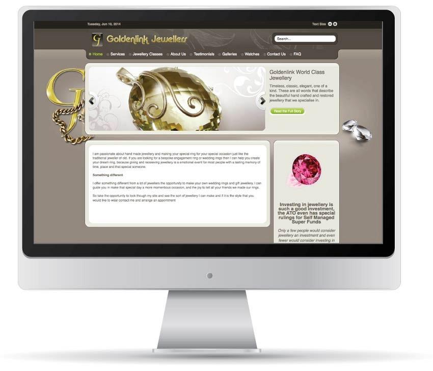 Goldenlink Jewelers
