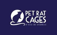 Logo design pet rat cages